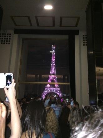 Pink-Eiffel
