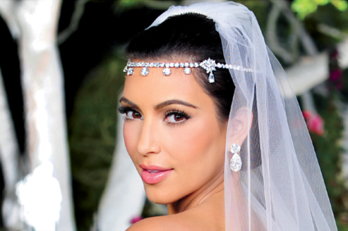 Kim Intense eyes