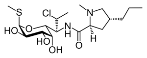 Clindamycine-acné-molécule