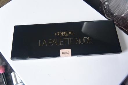 Palette Nude L'Oréal Rose