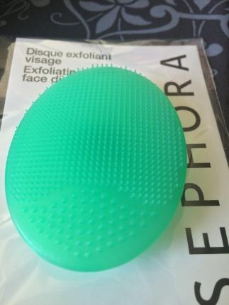Disque exfoliant Sephora