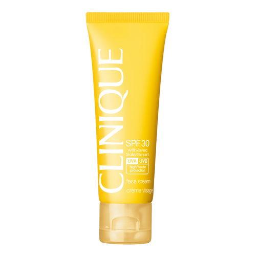 creme-solaire-visage-clinique