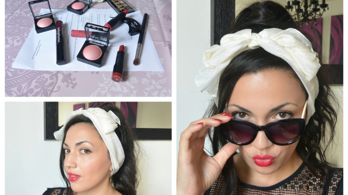 Maquillage-Pin-up