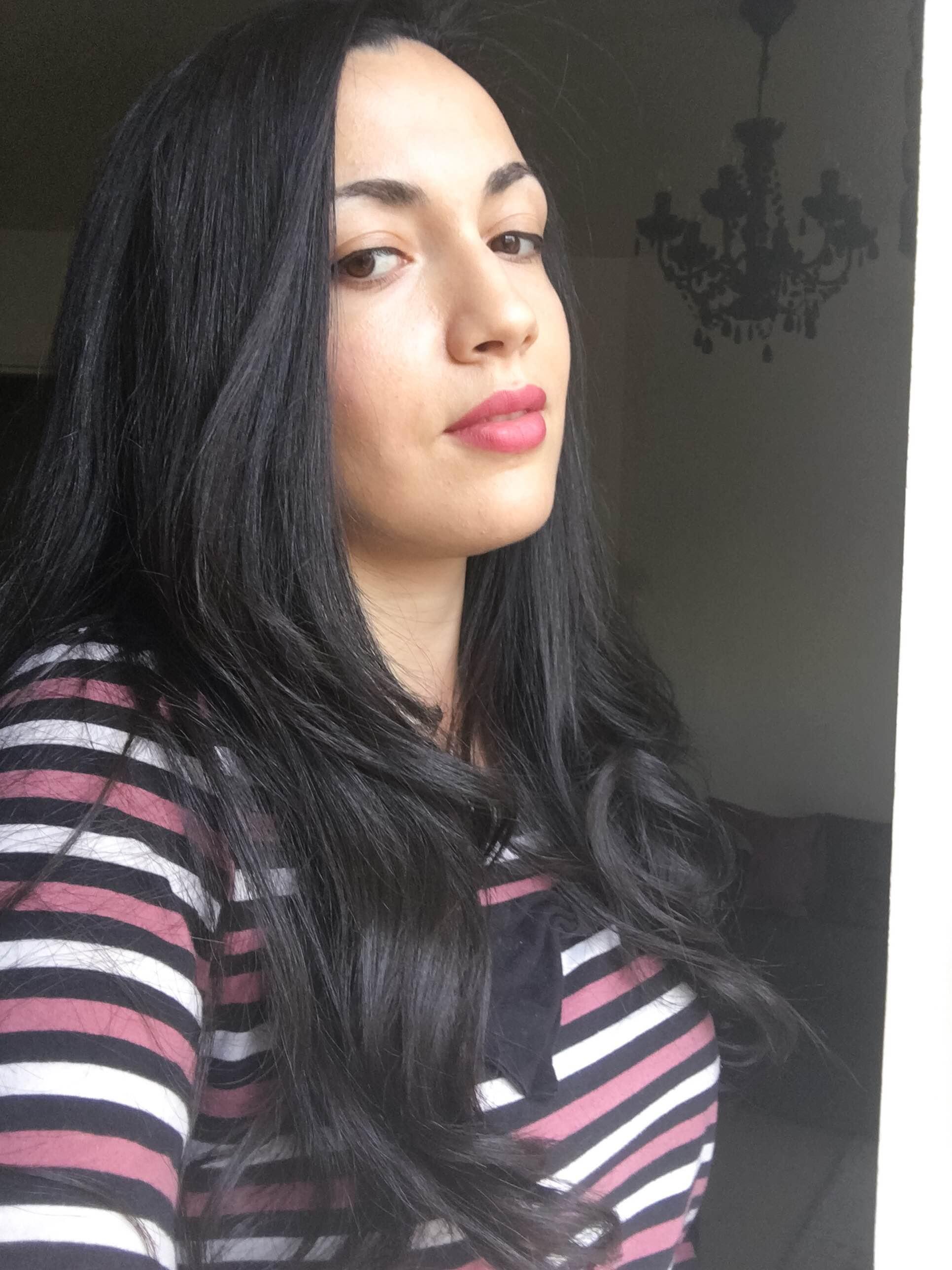 Tutoriel coiffure vidéo – Cheveux ondulés comme Gisèle